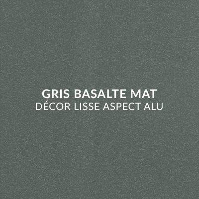 10. Gris basalte mat