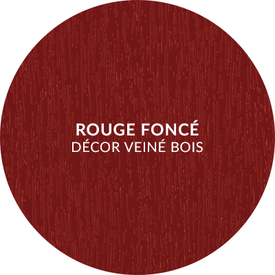 15. Rouge fonce